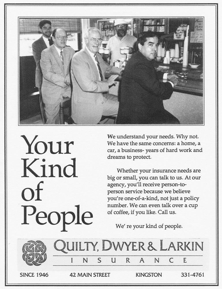 Your Kind of People QDL Ad